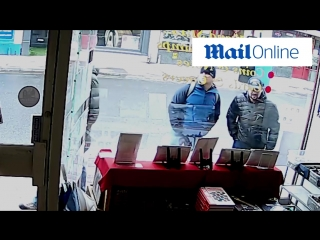 Exclusive_ alexander petrov and ruslan boshirov seen on cctv