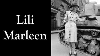 Немецкий марш Лили Марлен с переводом на русский | Lili Marleen wehrmacht march