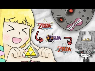 The Entire Zelda Timeline Explained (in seven minutes)