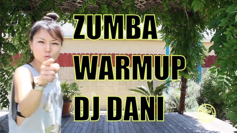 Zumba Warmup Happy Faces NatsO ZUMBA