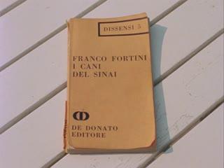 Fortini/Cani (Italy, 1976) dir. Danièle Huillet, Jean-Marie Straub