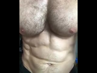 The Hairy Guy Presents More Hairy Muscles