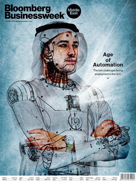 Bloomberg Businessweek Middle East - 1 October 2018