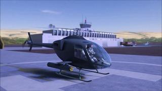 Украинские вертолёты: ударный VM-4W Cyborg и медицинский VM-4W Paean показали себя !