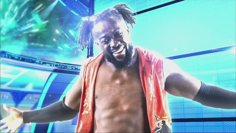 Revamped roster on display in Friday Night SmackDown open