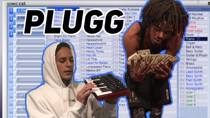 How to make a PLUGG beat in fl studio (MEXIKODRO STOOPIDXOOL TUTORIAL)