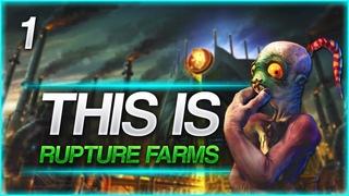 Oddworld: New 'n' Tasty ➤ Часть 1: This is RuptureFarms! (БЕЗ КОММЕНТАРИЕВ) ➤ [1080p/60fps]