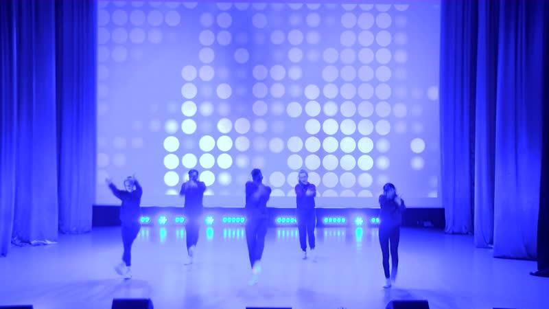 TORYDANCE Современная хореография танец Зажигай