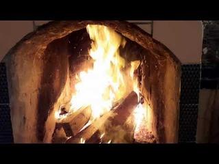 И была пятница, был вечер, 11 числа, июнь, (сиван - иудейский), беседа у камина в присутствии огня.
