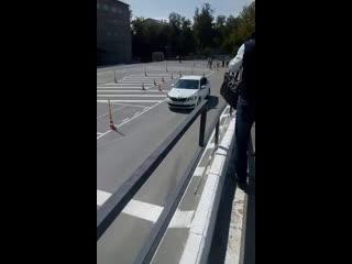 3 Всероссийский конкурс Лучший Водитель Такси в России Новосибирск 3ий участник