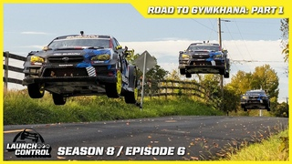 Launch Control: Road to Gymkhana - Part 1