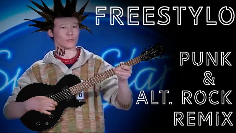 FREESTYLO KZ. - PUNK ALTERNATIVE ROCK REMIX