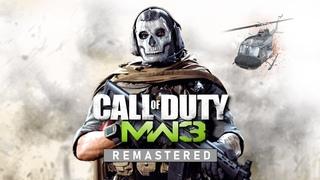 Modern Warfare 3 Remastered: миссия с ГОУСТОМ и РОУЧЕМ? Дата выхода, новости (Новые подробности)