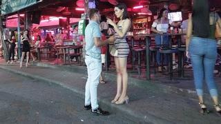 Walking Street Pattaya - Indian Town