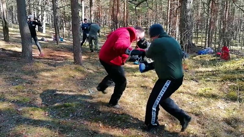 Krav Maga Training Highlights