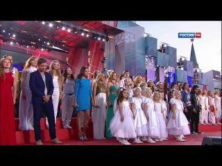 Гимн России.Стас Пьеха и другие