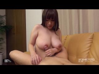 Heyzo 1474 yuna hoshizaki big tits, handjob, married woman, masturbation, mature, tit fuck, uncensored japanese asian girl