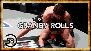 Granby Rolls in MMA - Wrestling Takedown Defence