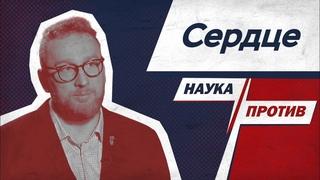 Алексей Утин против мифов о сердце // Наука против