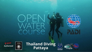 🤿 Padi #Scuba Diver certification begins open water here, move to the pool and practice your skills