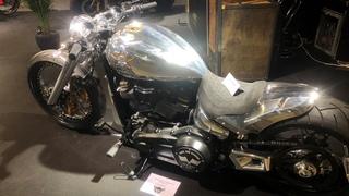 Harley Davidson Milwaukee 8 Breakout 114 Custom 2020 Swiss Moto