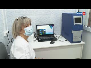 С декабря исследования на COVID-19 будут делать в Ельце: на базе поликлиники №2 готовится к открытию новая лаборатория