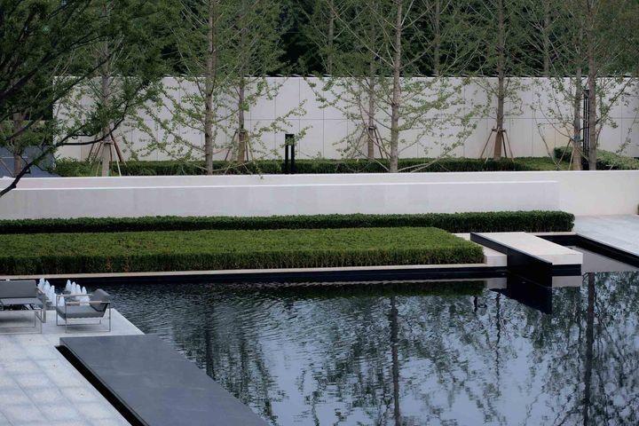 Sunac · Great Center Park, Xi'an / JTL Studio — Singapore Pte.