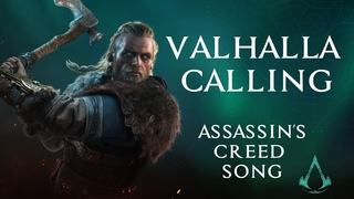 VALHALLA CALLING by Miracle Of Sound (Assassin's Creed) (Viking/Nordic/ Dark Folk Music)