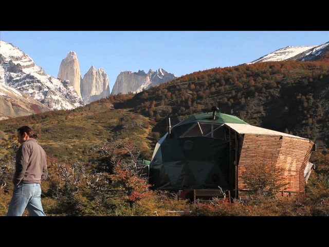 EcoCamp Patagonia The Chilean Founders' Story behind the World's 1st Geodesic Sustainable Hotel