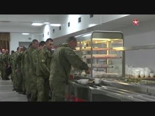 Полк морпехов Каспиискои флотилии сформирован на территории Дагестана