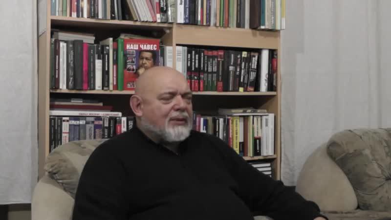 Гейдар Джемаль раскрывает глубинные основы бытия времени и точки нетождества