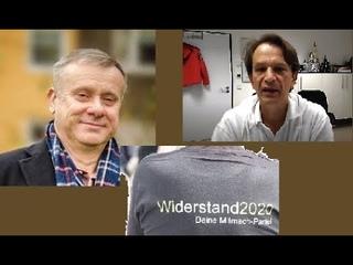 Kai Orak analysiert Widerstand 2020 : Opposition oder Fake?