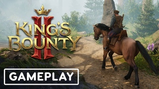 King's Bounty 2 - Official Gameplay Overview and Release Date Trailer