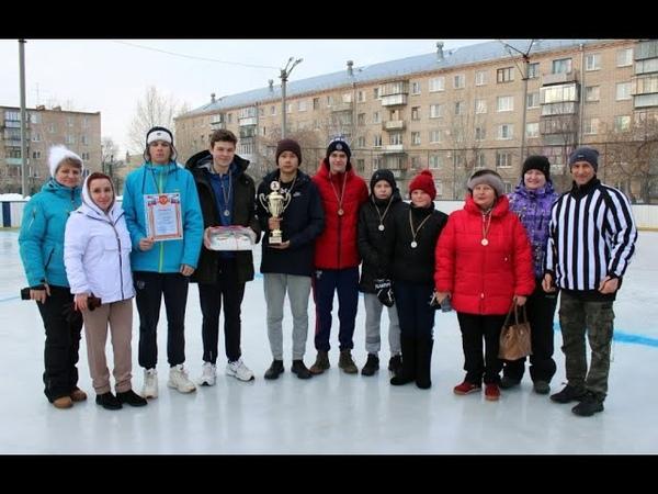 Финал Турнира по хоккею в валенках 2020