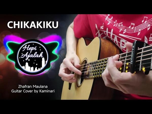Chikakiku TikTok Viral Song Fingerstyle Guitar Cover Tabs