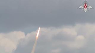 Минобороны показало испытание новейшей ЗРК С-500