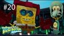 Губка Боб железные штаны ▬ Прохождение SpongeBob SquarePants Battle for Bikini Bottom ФИНАЛ►20