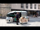 EZ-PRO, linking urban mobility with the future city   Renault