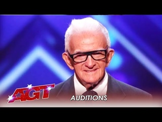 84-Year-Old SHOCKS America With Age-Defying Act! WHAT?!   America's Got Talent 2019