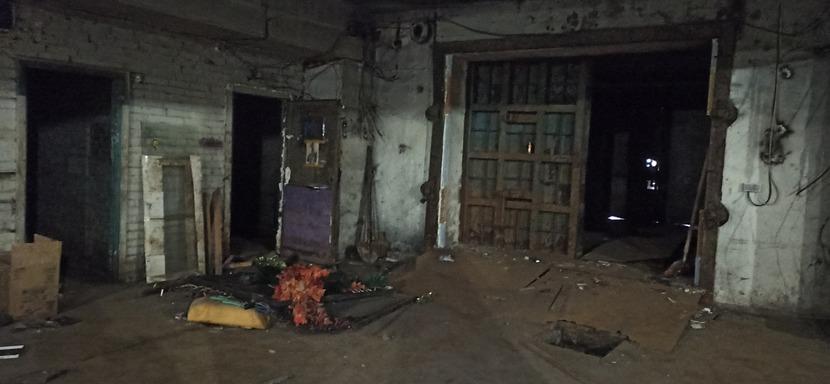 Бункер во Владивостоке