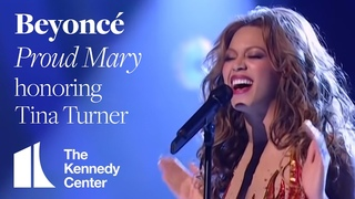 """Beyoncé - """"Proud Mary"""" (Tina Turner Tribute) 