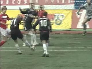 СПАРТАК - ФК Москва (Москва, Россия) 3:3, Чемпионат России - 2006