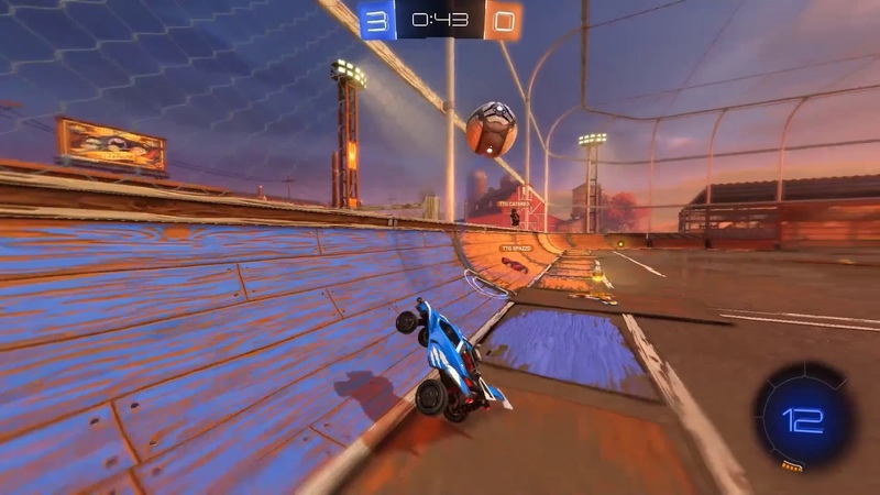 Rocket League® Community Play of the Week 5 1 20 By @bread and boi