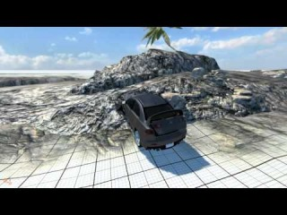 Beam NG Drive подборка аварий, тестов на прочность и крушений
