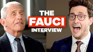 """Face to Face With Dr. Fauci   The Truth Is…""""It's Almost Over"""""""