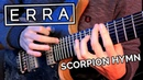 ERRA - Scorpion Hymn Cover TAB