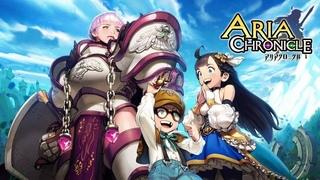 🎮 Во Что Поиграть??? 🎮 ARIA CHRONICLE Пошаговая RPG в АНИМЕ Стиле
