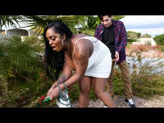Layton benton dont toy with my ass anal milf big natural tits ass ebony blowjob wife bbw chubby, порно