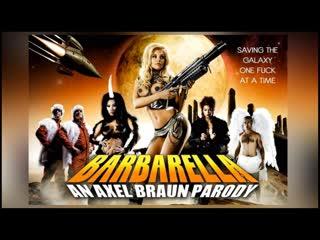 Barbarella XXX An Axel Braun Parody / 2015