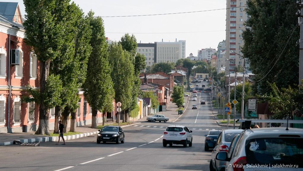 Улица Симбирская, Саратов 2020 обзор